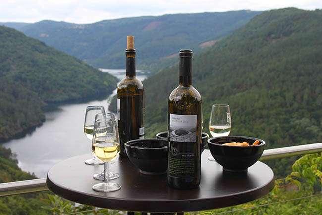 Los vinos gallegos y sus denominaciones de origen.