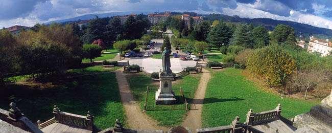 Parques y jardines en Santiago de Compostela (2ª parte)