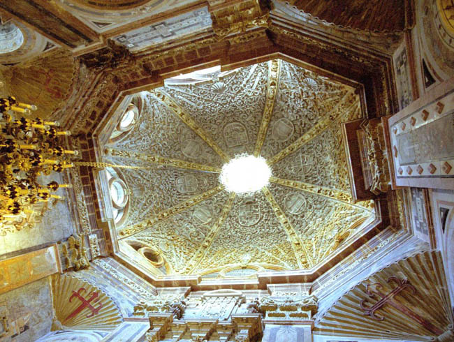 Un recorrido por la Catedral de Santiago de Compostela: la planta de la Catedral y sus naves (3ª parte).