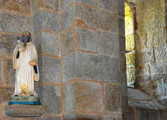Leyendas peregrinas: San Ero de Armenteira