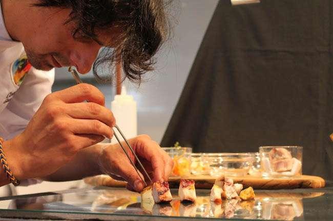 Eventos gastronómicos en Santiago de Compostela