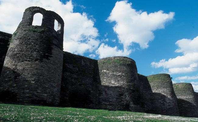 Una visita a la ciudad de Lugo