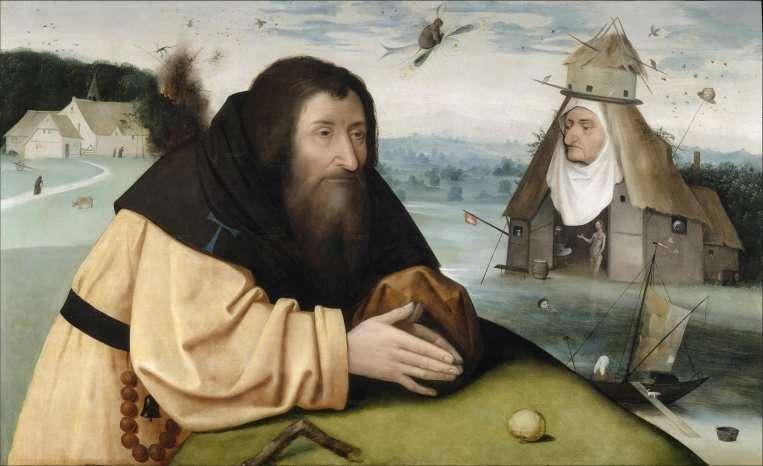 Leyendas peregrinas: los milagros de la Orden de San Antonio.
