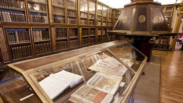 Un recorrido por la Catedral de Santiago de Compostela: la biblioteca y la sala capitular (8ª parte)