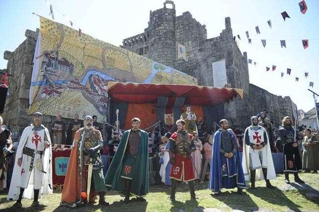 Ferias y mercados medievales en Galicia.