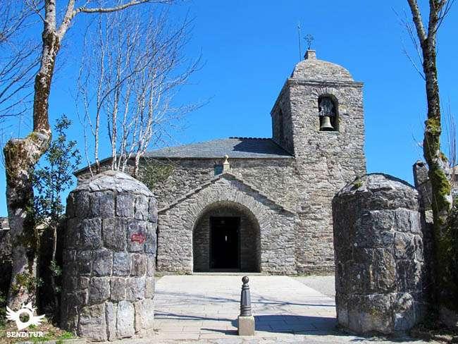 Santuarios marianos en Galicia