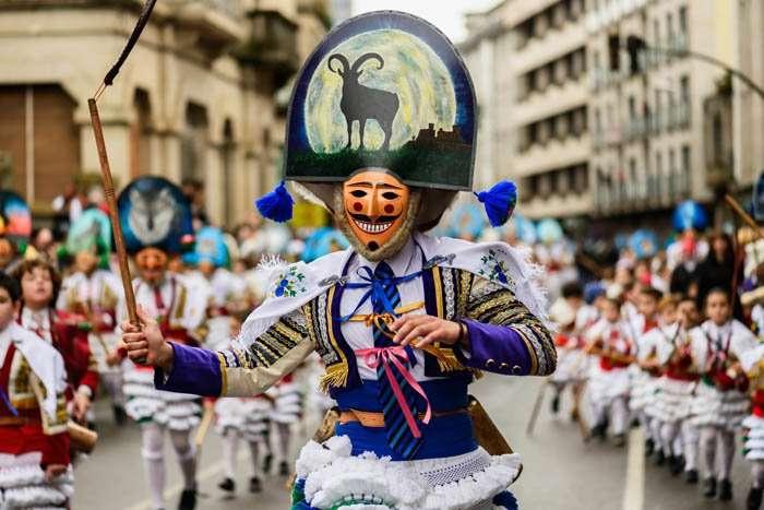 Las mejores fiestas de interés turístico para disfrutar de Galicia en invierno.