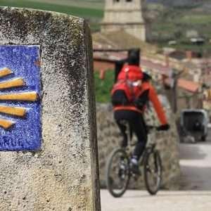 Desde León en Bicicleta (independiente) 300 Km. 8 días 7 noches 490€
