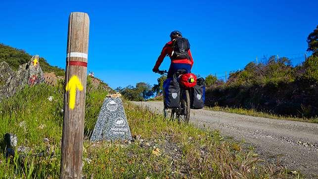 Camino Portugués por la costa en bicicleta 271 Km. 7 días 6 noches 1.600€